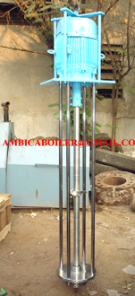 high speed stirrer, stirrer, mixers, homoginizer, pharmaceutical homoginizer, telescopic stirrer